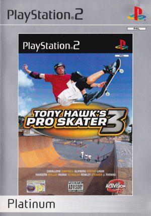 Tony Hawk´s Pro Skater 3 - Platinum - PS2