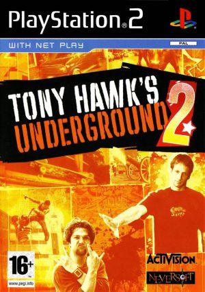Tony Hawk´s Underground 2 - PS2