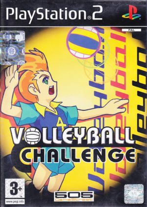 Volleyball Challenge - PS2