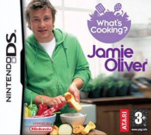 What's Cooking with Jamie Oliver - Nintendo DS