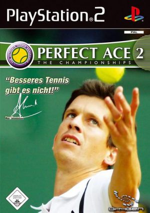 perfect ace 2 - PS2