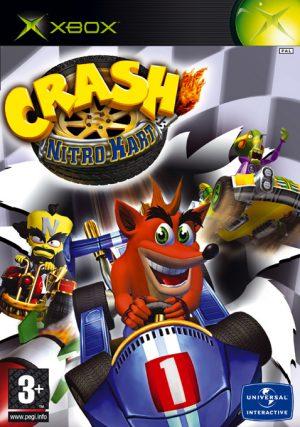 Crash: Nitro Kart - Xbox