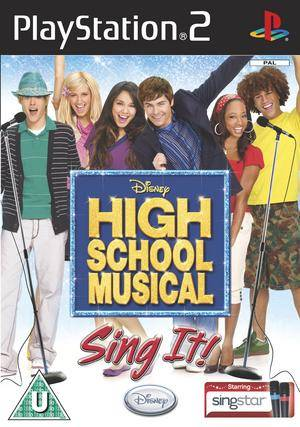 Disney High School Musical: Sing It - PS2