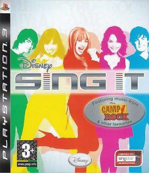 Disney: Sing It - PS3