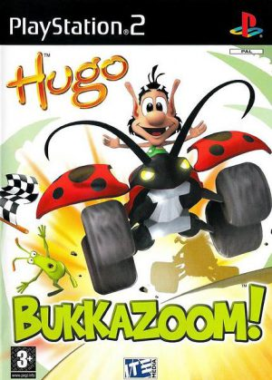 Hugo Bukkazoom - PS2