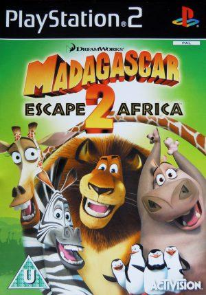 Madagascar: Escape 2 Africa - PS2