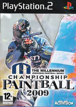 Millenium Championship Paintball 2009 - PS2