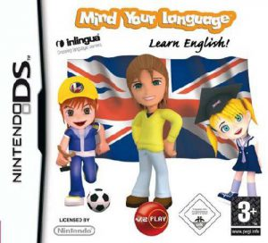 Mind Youre Language: Learn English - DS