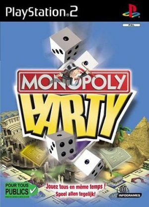 Monopoly: Party - PS2