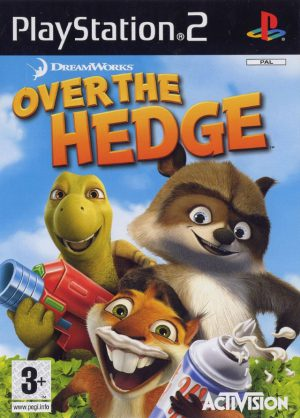Over the Hedge - PS2