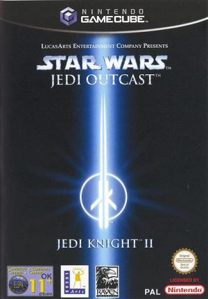 Star Wars Jedi Knight II: Jedi Outcast - GameCube