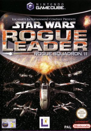 Star Wars Rogue Squadron II: Rogue Leader - GameCube
