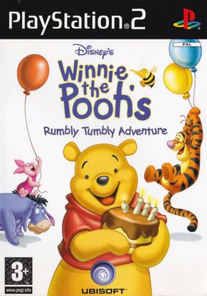Winnie the Pooh's Rumbly Tumbly Adventure - PS2