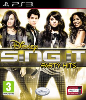 disney sing it party hits - Ps3