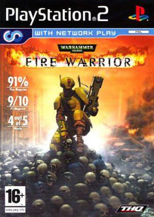 warhammer 40.000 fire warrior - PS2