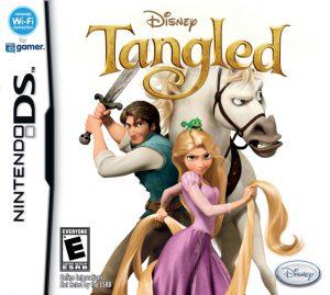 Disney Tangled DS