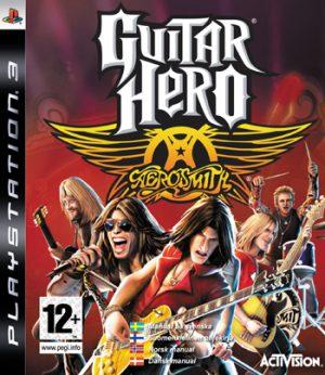 Guitar hero Aerosmith - PS3