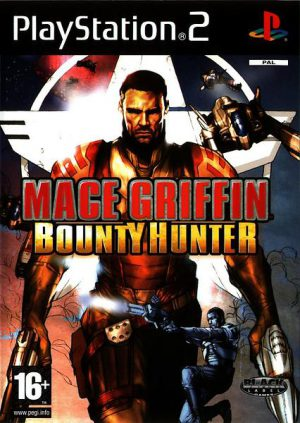 Mace Griffin Bounty Hunter - PS2
