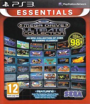 Sega Mega Drive Ultimate Collection - Essentials - PS3
