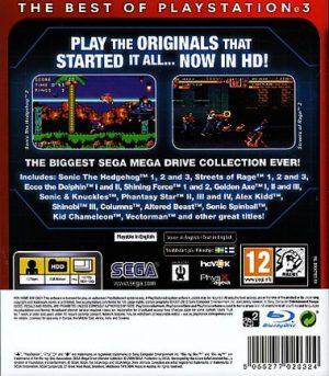 Sega Mega Drive Ultimate Collection - Essentials - PS3 bak