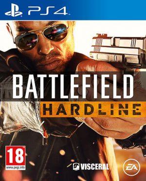 Battlefield Hard Line - Ps4