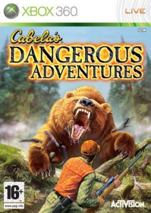 Cabela's Dangerous Adventures - Xbox 360