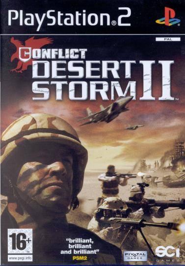 Conflict Desert Storm II - PS2