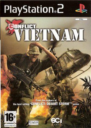 Conflict Vietnam - PS2