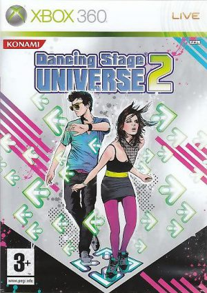 Dancing Stage Universe 2 - Xbox 360