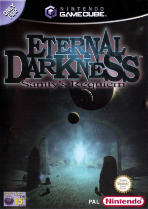 Eternal Darkness: Sanity´s Requiem - GameCube