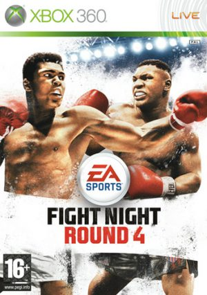 Fight Night Round 4 - Xbox 360