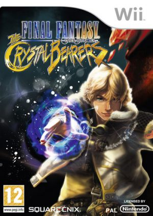 Final Fantasy Crystal Chronicles The Crystal Bearers Nintendo Wii