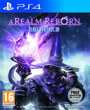 Final Fantasy XIV Online A Realm Reborn - PS4