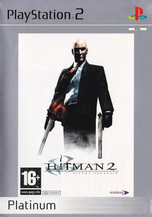 Hitman 2 Silent Assassin - Platinum - PS2