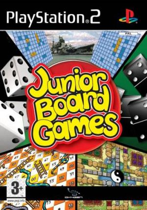 Junior Board Games - PS2