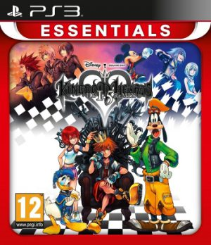 Kingdom Hearts HD 1.5 Remix - Essentials - PS3