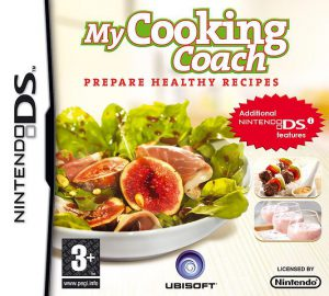My Cooking Coach Prepare Healthy Recipes - Nintendo DS