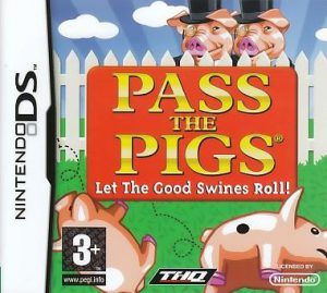 Pass the Pigs: Let the good Swines Roll - DS