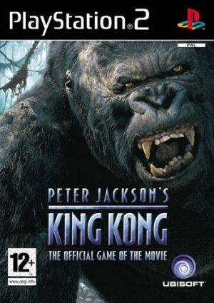 Peter Jackson's King Kong: The official game of the movie - PS2