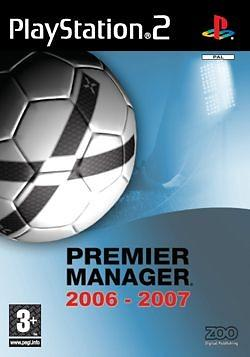 Premier Manager 2006-2007 - PS2