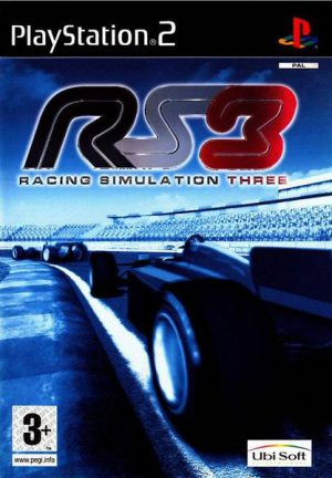 Racing Simulator 3 - PS2