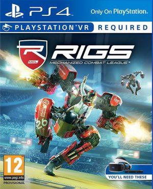Rigs: Mechanized Combat League - PS4