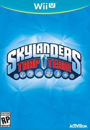 Skylanders: Trap Team - Wii U