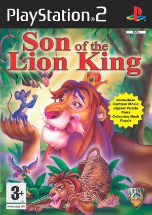Son of the Lion King - PS2