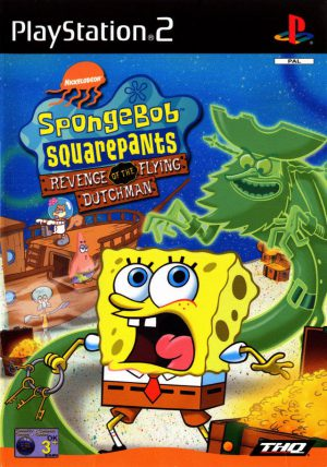 Spongebob Squarepants: Revenge of the flying Dutchman - PS2