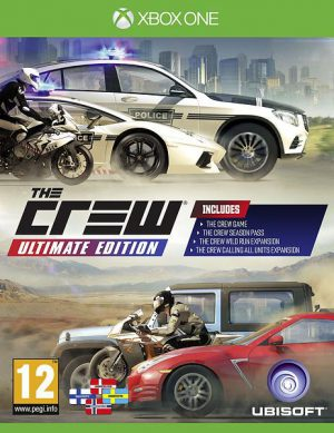 The Crew - Ultimate Edition - Xbox One