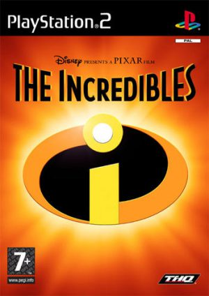 The Incredibles - PS2