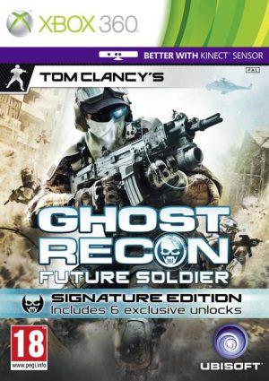 Tom Clancy's Ghost Recon Future Soldier - Signature edition - Xbox 360