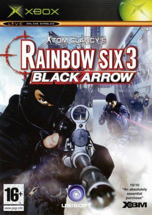 Tom Clancy's Rainbow Six 3 Black Arrow - Xbox