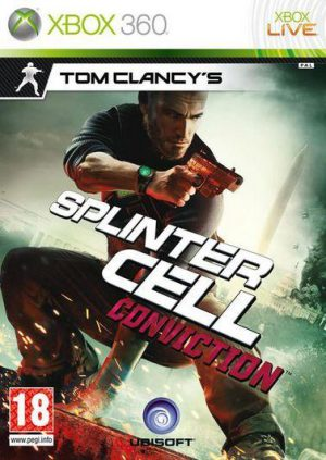 Tom Clancy's Splinter Cell Conviction Xbox 360